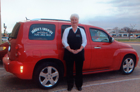 Joan Halter with Joanie's Catering LLC. in Hutchinson, MN 55350